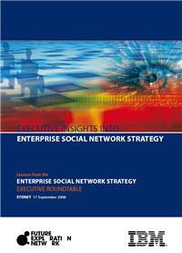 Enterprise Social Network Strategy