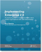 Implementing Enterprise 2.0