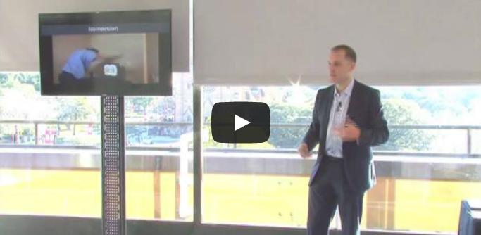 Keynote speaking videos