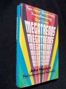 Megatrends John Naisbitt cover
