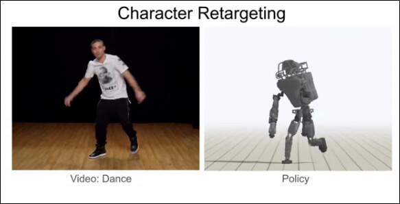 University of California motion capture dataset