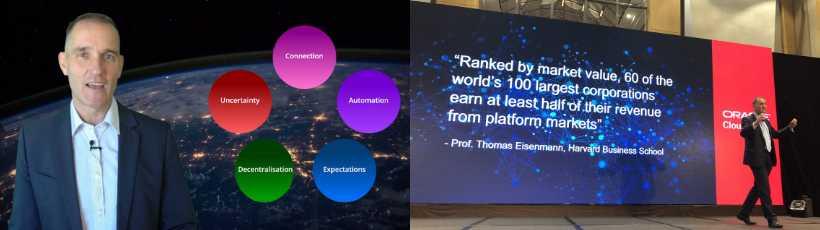 technology futurist keynote speaker
