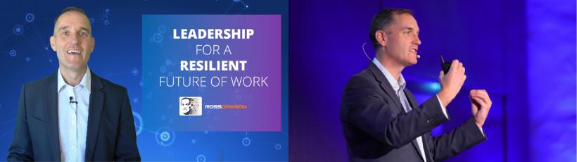 future of work keynote speaker