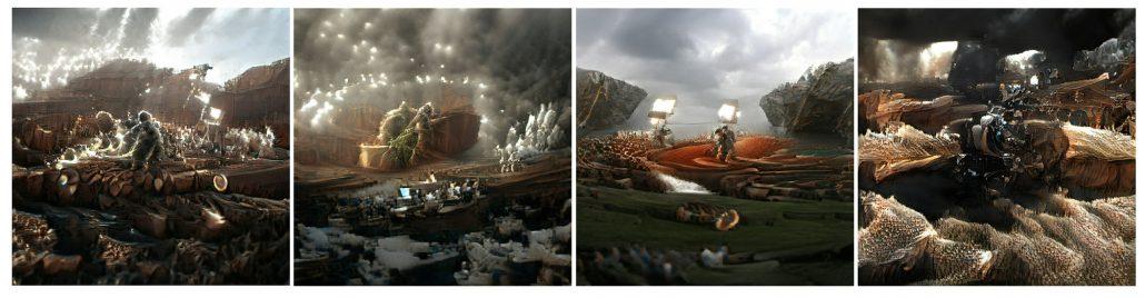 BigSleep visual effects artists