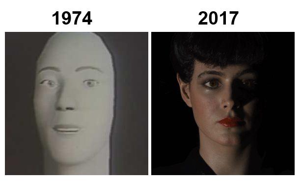 Rache; Blade Runner 2049 CGI