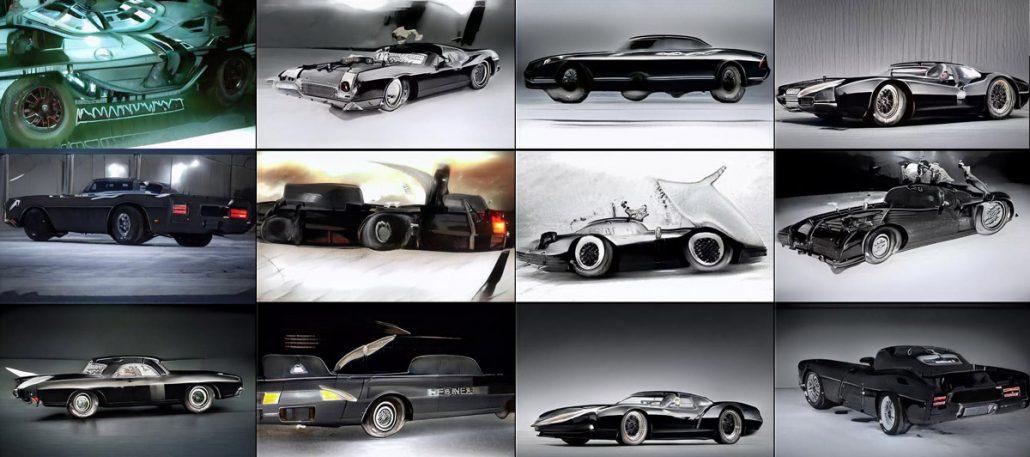 Batmobile CLIP-GlaSS