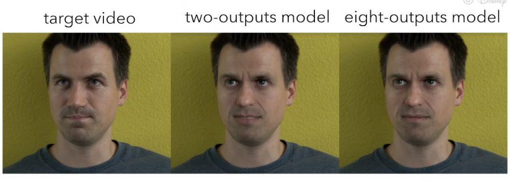 Disney deepfakes multiple identity model training