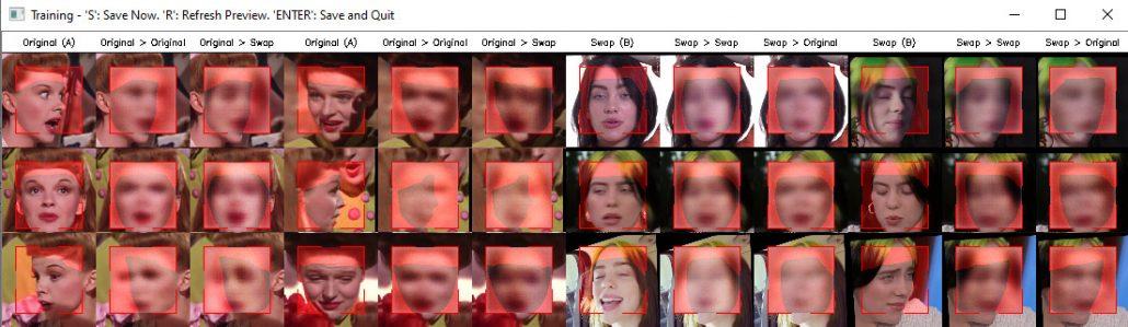 Deepfake training
